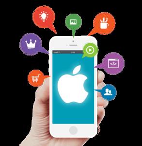 iPhone app development company in ahmedbad